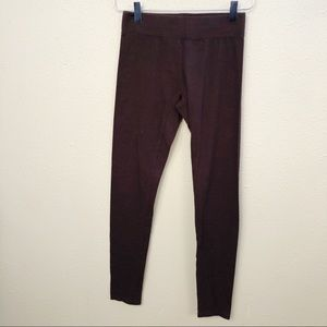 Vanity Pants - Vanity Brown Leggings Sz S